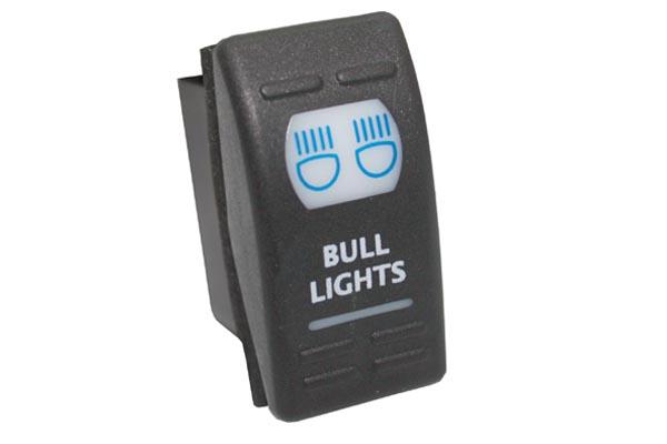 Rocker switch 221R 12 volt 16amp FLOOD LIGHTS ON OFF Escalade Suburban Viair