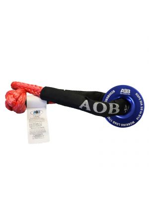 Recovery Kit 1 x BLUE Snatch Ring 17,636lbs (8000kg) + 1 x RED Soft Shackle 33,069lbs (15000kg)
