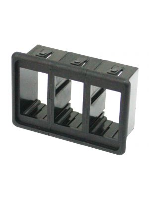 Switch Panel 3500C Carling type 3 Switches Holder