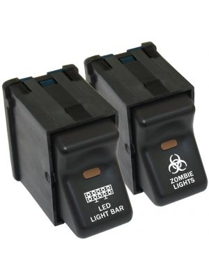 TWIN 300 TJ JEEP Rocker Switches